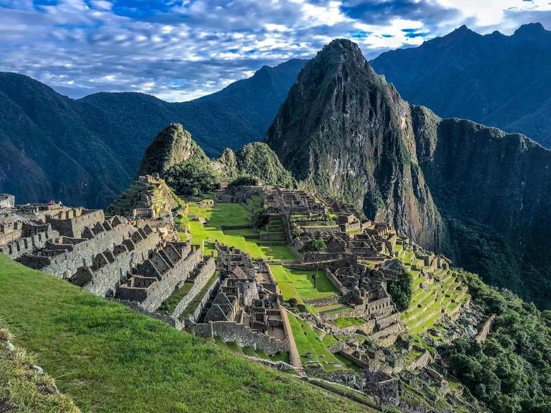 秘魯將在印加帝國遺跡馬丘比丘周邊造林,防範土石流與火災。(pexels/Chelsea)