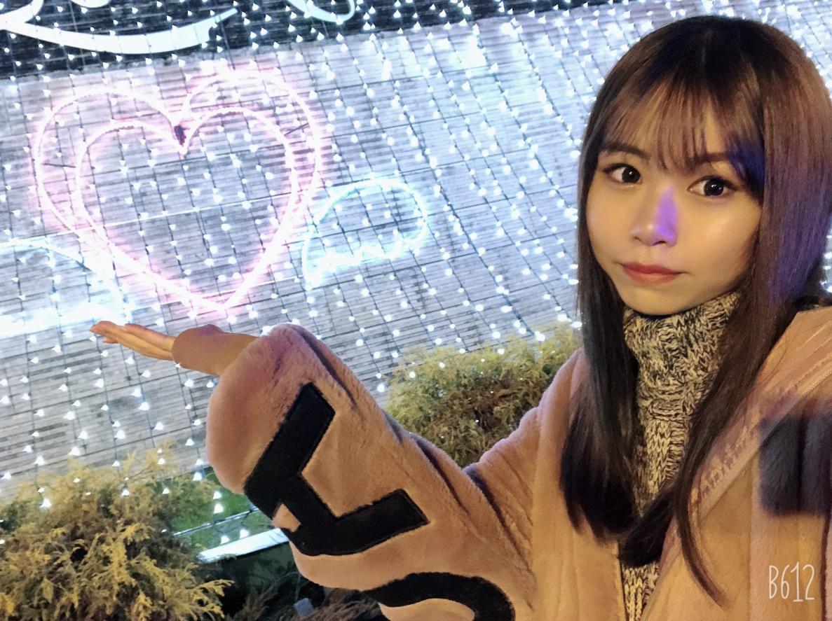 大友美有高顏值的外表讓她受到日本網友關注。(翻攝twitter:miyu00tomo)