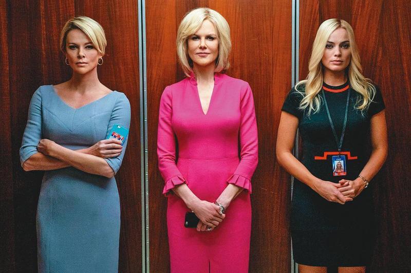 電影對於職場潛規則有著野心十足的描寫及反思,議題龐大,3位女星對手戲雖不多,各自表演卻都張力十足。(車庫提供)