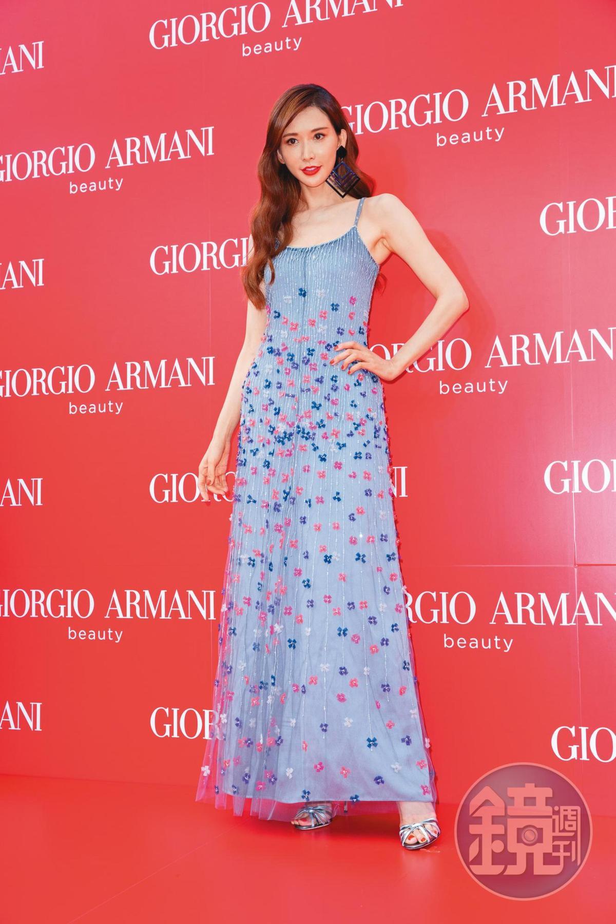 林志玲結婚後,許多女藝人肖想取代「台灣第一美女」的稱號。
