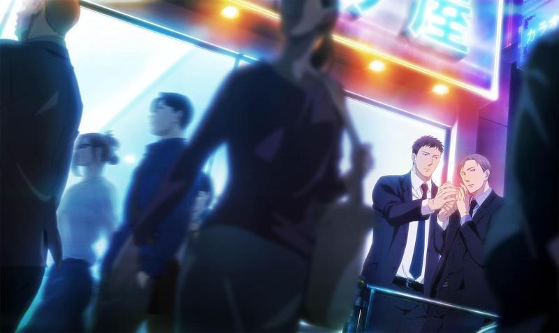 劇場版動畫《鳴鳥不飛:烏雲密布》2 月上映。(翻攝官網)