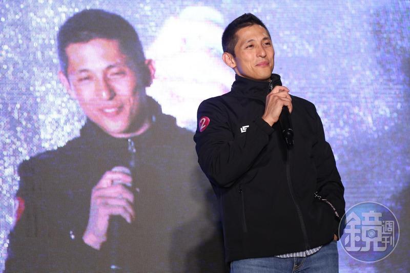 因投入選戰,吳怡農的帥氣外型逐漸累積高人氣,也讓許多人好奇他的擇偶條件。