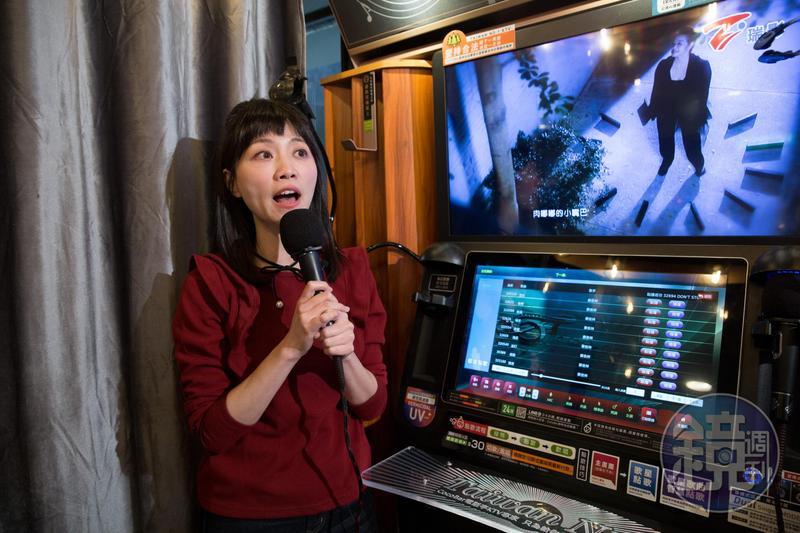 「港湖女神」民進黨台北市議員高嘉瑜當選立委,宣布舉行演唱會。
