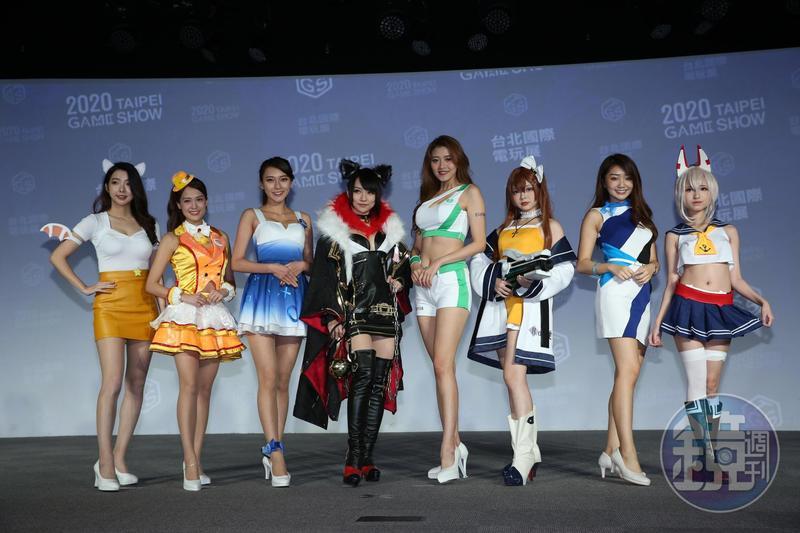 台北國際電玩展(Taipei Game Show 2019)即將在農曆年後於南港展覽館一館登場。