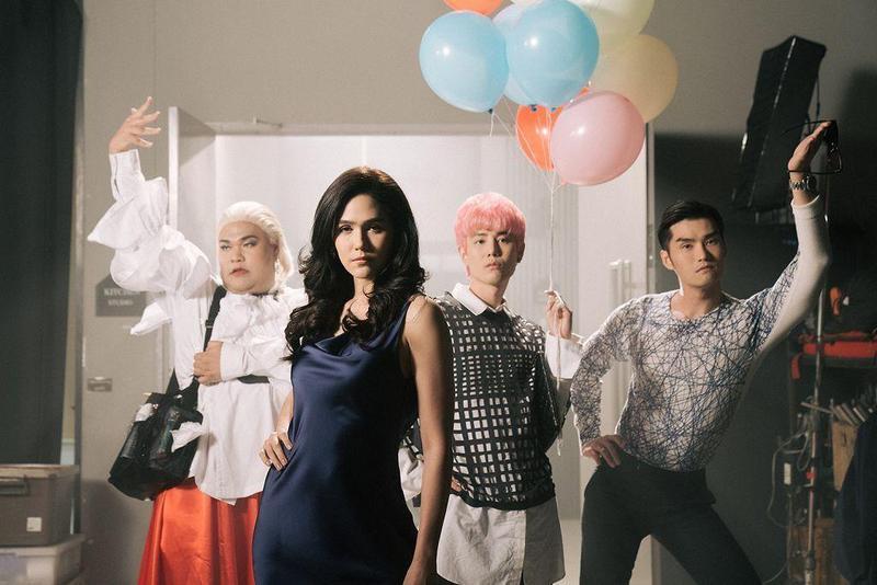 《娘娘腔日記》在泰國上映4天票房破億,勇奪2019年泰國年度票房冠軍。(車庫娛樂提供)