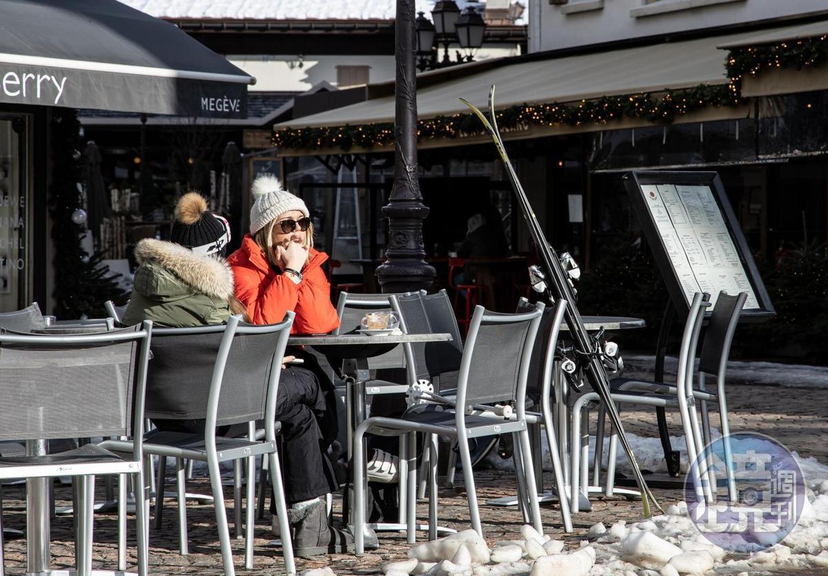 梅傑夫是法國著名的滑雪度假勝地。