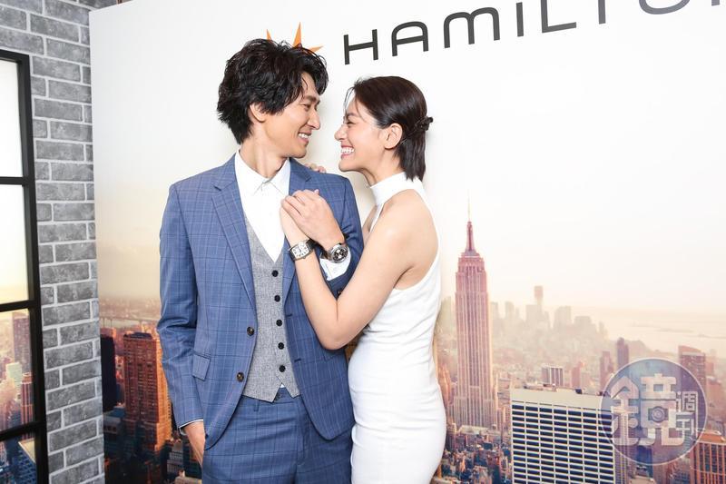 邵翔、小蠻合組工作室又自創服飾品牌,卻不急著結婚。