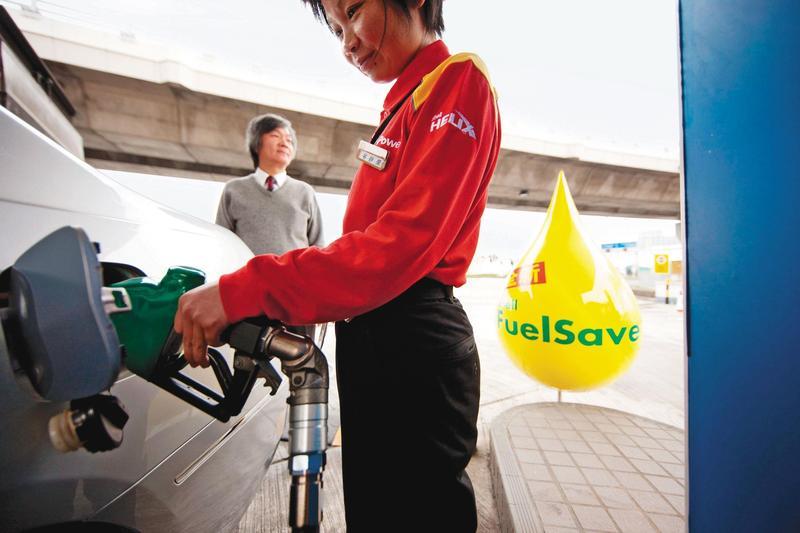 近期沙烏地阿拉伯油田遭攻擊,油價雖然在當天漲了10%,但隨即下跌。在整體需求未拉升時,油價漲跌都很短線。(翻攝殼牌官網)