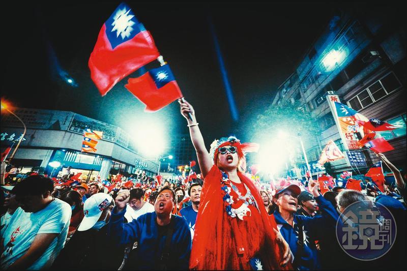 不少韓粉下注押韓國瑜勝選,讓賭資得以平衡,解除組頭的跑路危機。
