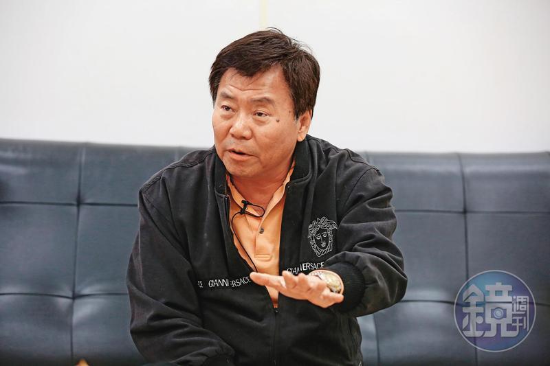 已退休的刑警李松強(圖)當時承辦柳東坡命案,並順利在1個月內破案。