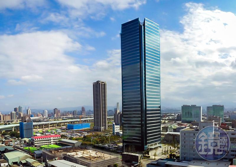 群光總部代表台灣參加亞太地區智慧建築聯盟競賽,還在5個國家的21棟建築中獲得最高榮譽獎。
