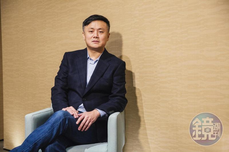 能率影業董事董俊毅除了投資電影,也有投資偶像劇的經驗。
