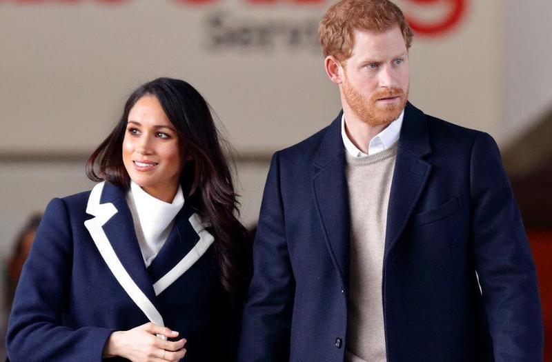 哈利與梅根的出走,也可視為是王室品牌的分家,對王室而言是一場重大的「企業」危機。(網路截圖:Facebook/Sussex Royal News)