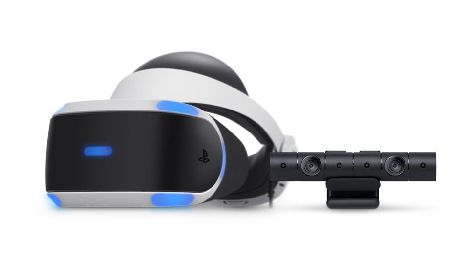 傳 PS5 支援 PS4 現有裝置。(圖為 PLAYSTATION VR)