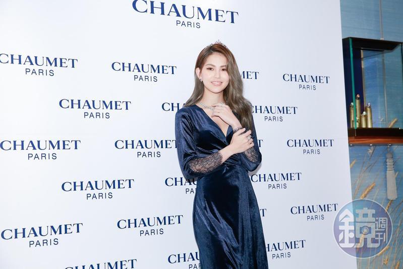 昆凌是時尚界寵兒,最近參與的陸綜卻被批評歧視女性。(林弘斌攝)