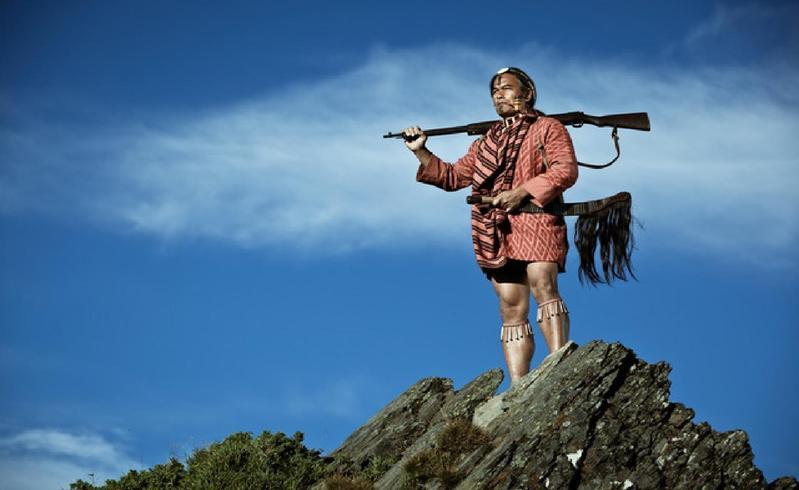 《賽德克.巴萊》耗資7億元攝製,改變台灣電影劇組的分類,美術分工也仿效好萊塢。(果子電影提供)