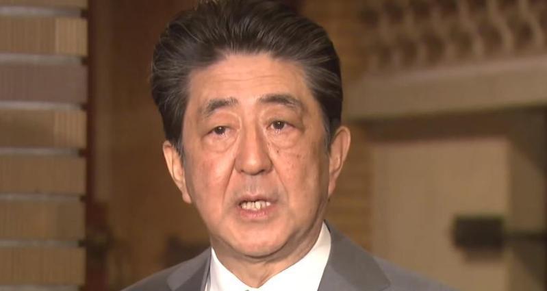 日本首相安倍晉三表示,台灣有加入WHO的必要性。(翻攝安倍晉三臉書)