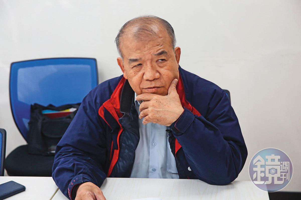 前台北市警察局鑑識中心主任謝松善,談起吳曉蕙命案,記憶猶新。