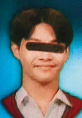 主嫌小峰犯案時年僅15歲,共犯小銓犯案時11歲(圖),還是個國小學生。(翻攝畫面)