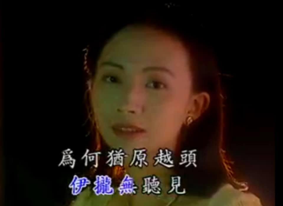 郭昱晴自嘲當時的口紅太紅,有幾個表情好像被倒會了。(翻攝自郭昱晴臉書)