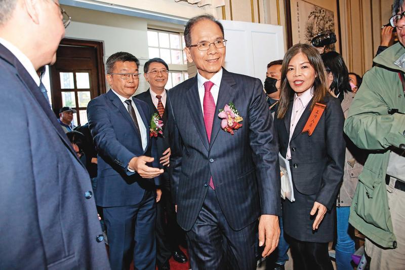 游錫堃擔任立法院院長,極有機會成為台灣民主史上最具分量的國會領袖。