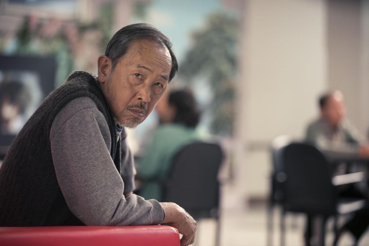 《老大人》為小戽斗獲得生平第一座影帝獎項。(威視提供)