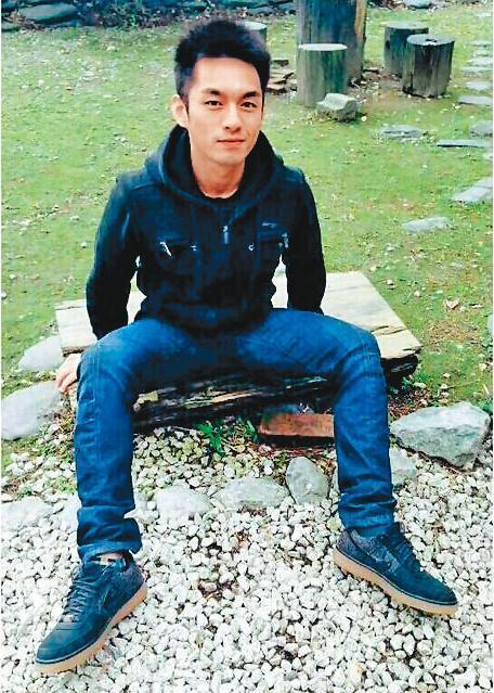 凶手黃靖亞熱愛運動,是同學眼中的陽光男孩。(翻攝畫面)