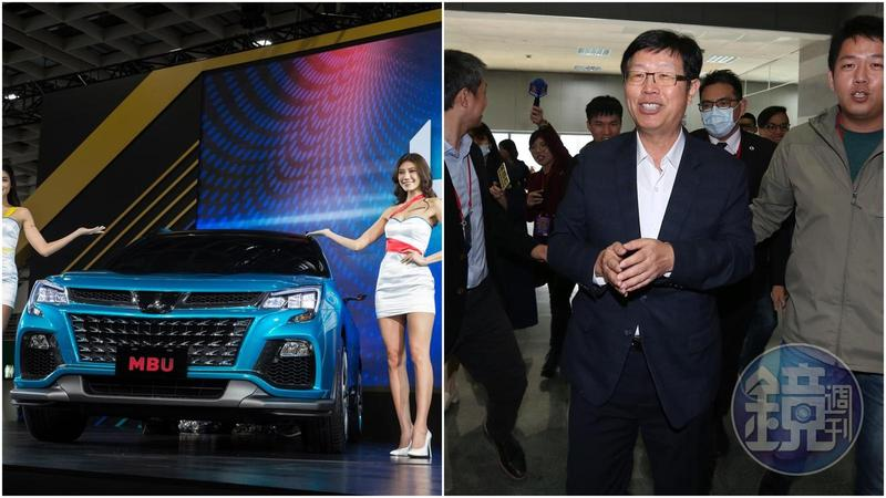 知情人士透露,劉揚偉曾出現在新店裕隆總部,就是上門向嚴陳莉蓮爭取合作機會。