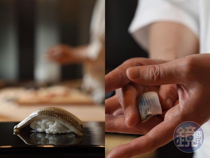 壽司之神小野二郎的得意弟子的增田勵來台展店「鮨ます田  台北」,是台灣日料界大事。