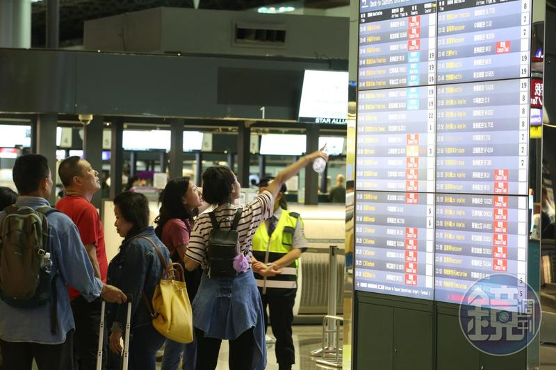 10日菲國民航局深夜宣布依「一中政策」禁止台人入境,讓許多台人才剛入境馬上就被遣返。(示意圖)