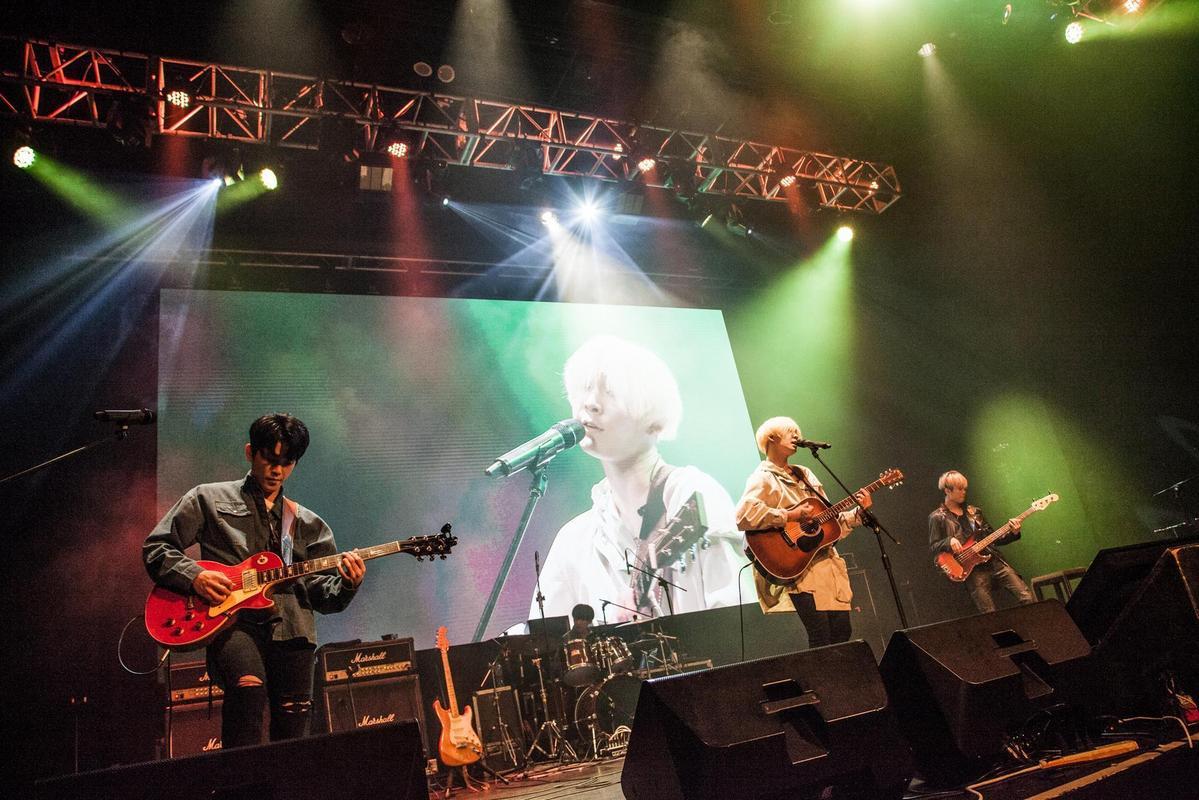 南太鉉曾與他的South Club樂隊來台演出。(多大整合行銷提供)