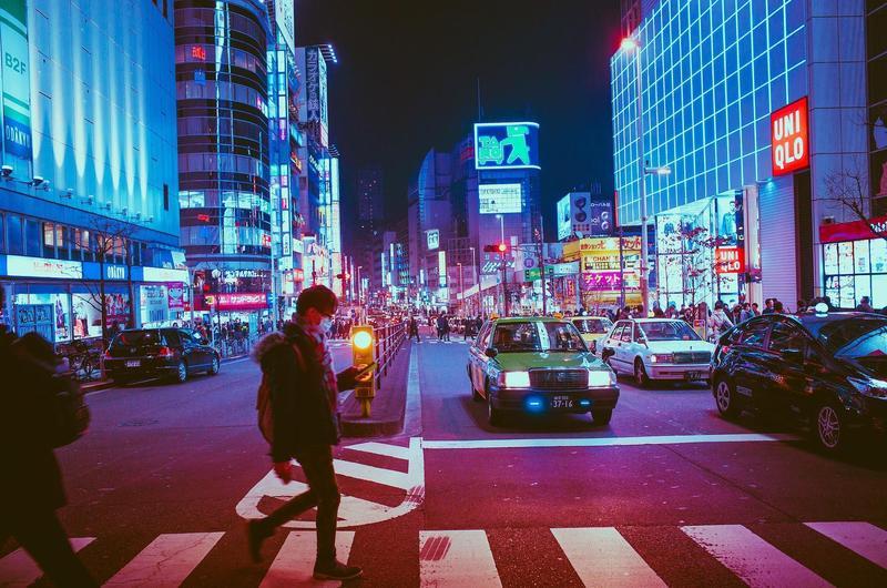 武漢肺炎疫情持續在日本蔓延,日本政府今起加強對外防疫。(pixabay)