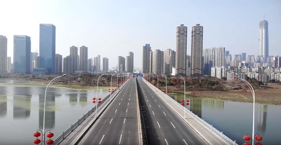 封城20天紀錄片首曝光!武漢市民:只想好好生活