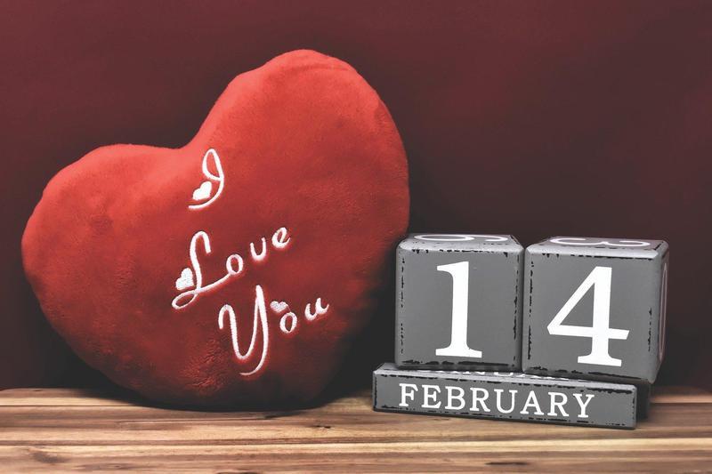 2月14日的西洋情人節,竟是紀念華倫泰之死?(示意圖/Pixabay)