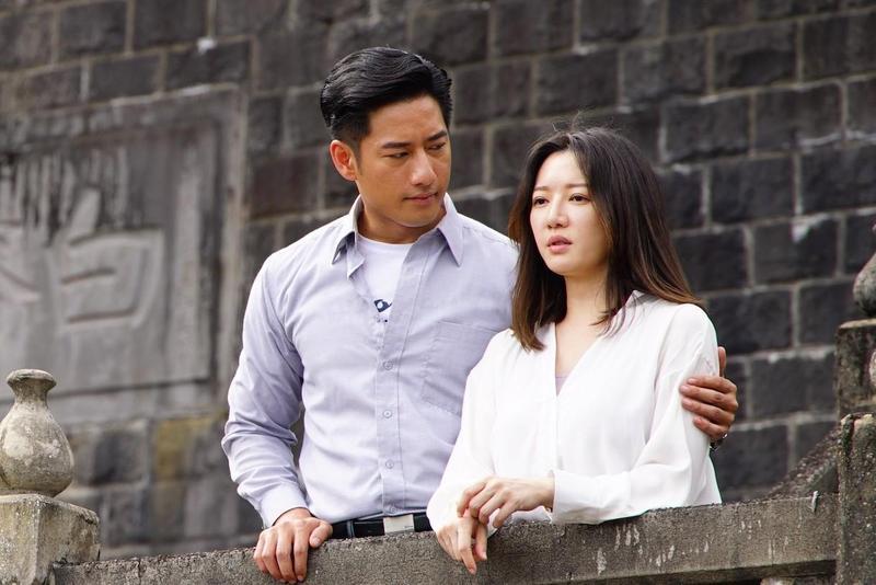 李杏(右)與周孝安在《國際橋牌社》有感情線。(friDay影音提供)