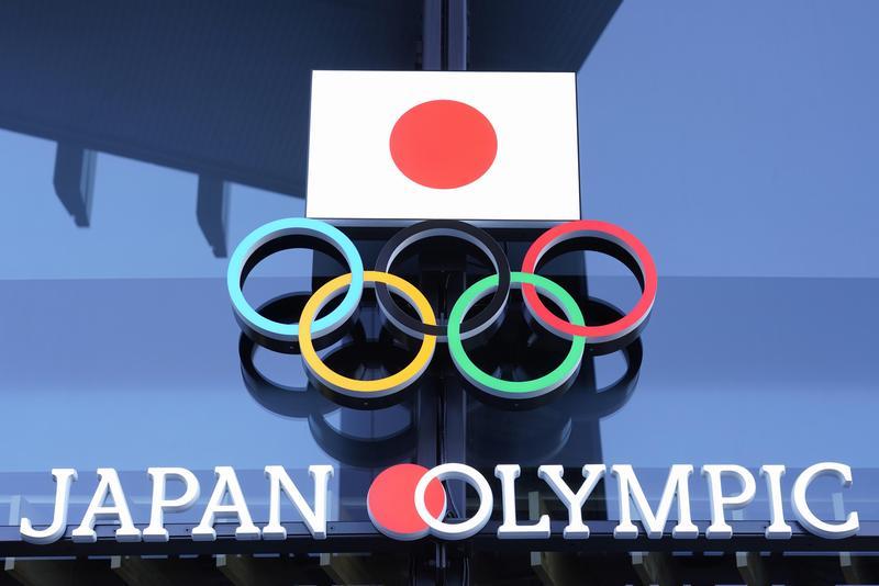 新型冠狀病毒疫情成了東京奧運能否順利舉行的重大變數。(東方IC)