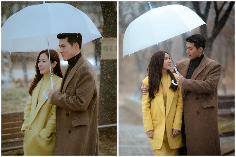 《愛的迫降》昨播出結局,以高達21.7%的收視率創tvN電視台戲劇史上最高收視。(Netflix提供)