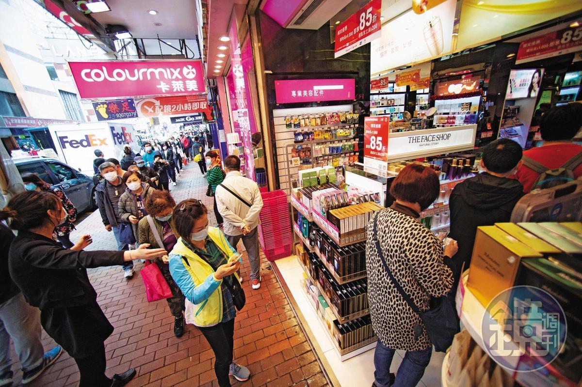 香港北角佛堂確診7例 專家:恐出現超級傳播
