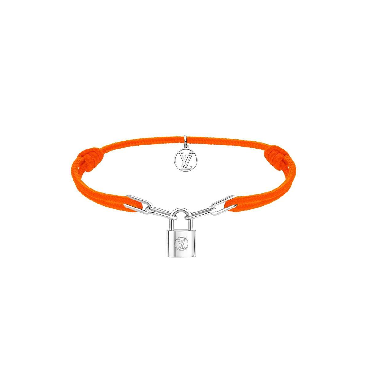橘色Silver Lockit。NT$13,500(路易威登提供)