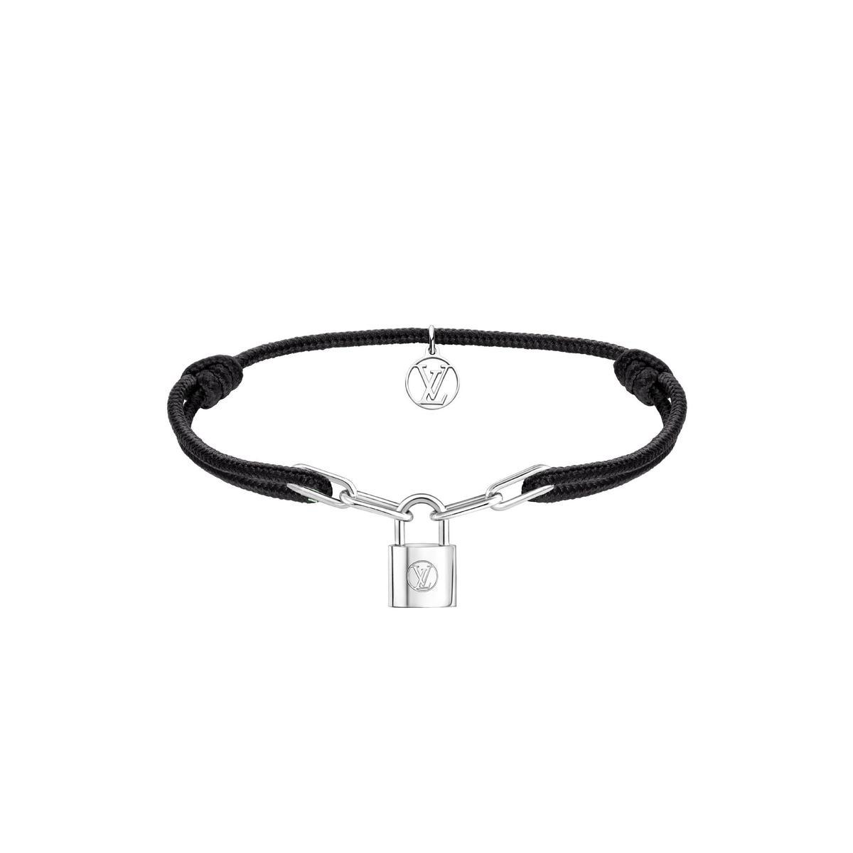 黑色Silver Lockit。NT$13,500(路易威登提供)