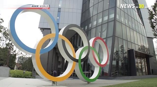 東京奧運在即,日本卻爆發疫情,外界關注下一步。(翻攝自NHK)