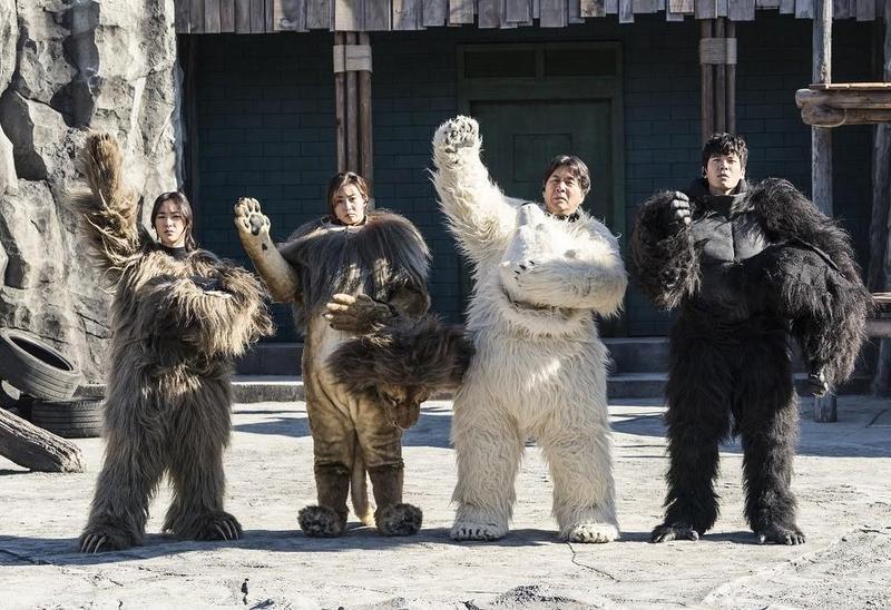 《超「人」氣動物園》在台上映首週末票房突破1300萬。(車庫娛樂提供)