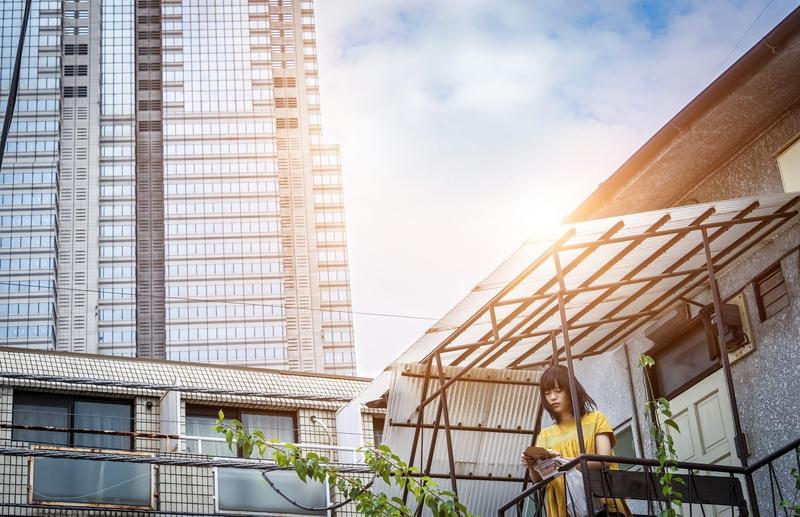 瀨瀨敬久在新片《罪樂園》以小紡這個角色做為2個不同背景故事的接著劑。(海樂影業提供)
