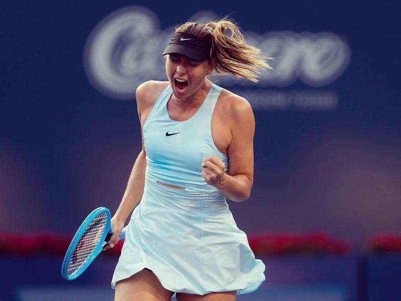 曾奪5座大滿貫賽冠軍的俄羅斯網球女將莎拉波娃宣布退休,告別她19年的職業生涯。(翻攝自自IG:mariasharapova)