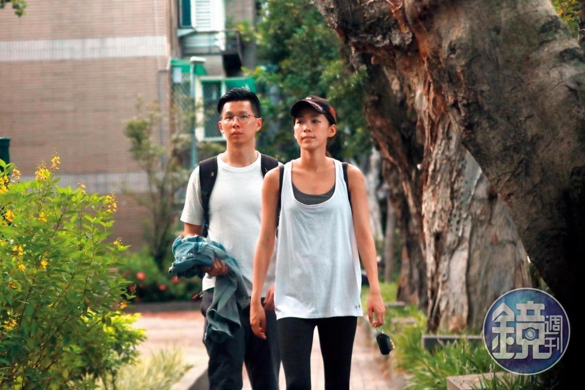 王思平去年被本刊拍到與李世偉約會,兩人戀情因而曝光。