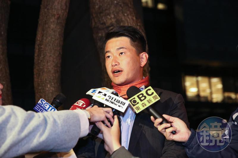 針對馬政府時期公布的行政命令,陳柏惟覺得中國人享台灣健保是一件沒道理的事情。(本刊資料照)