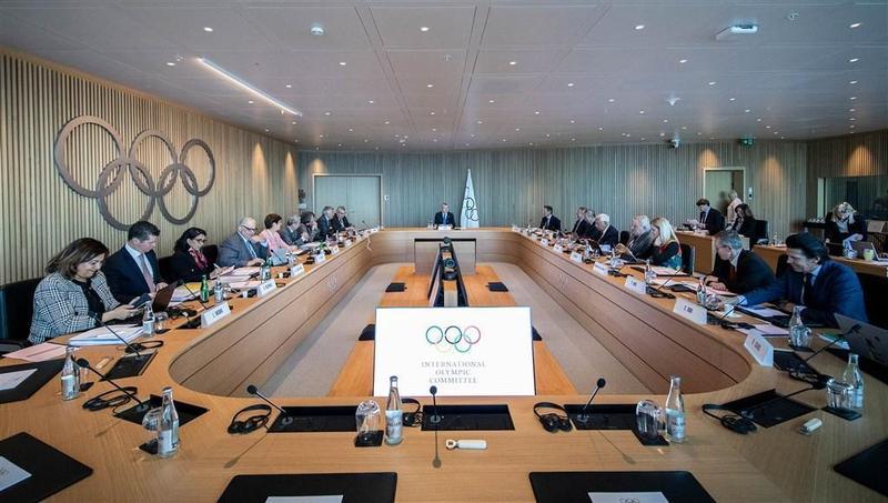 國際奧會今承諾,東京奧運將如期舉行。(翻攝自IOC推特)