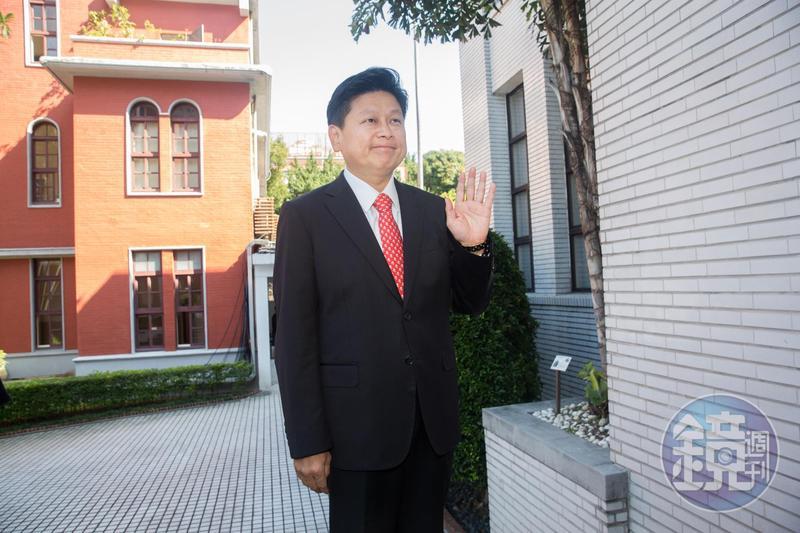 傅崐萁黨籍案,國民黨考紀委員今決定交給新任黨主席。