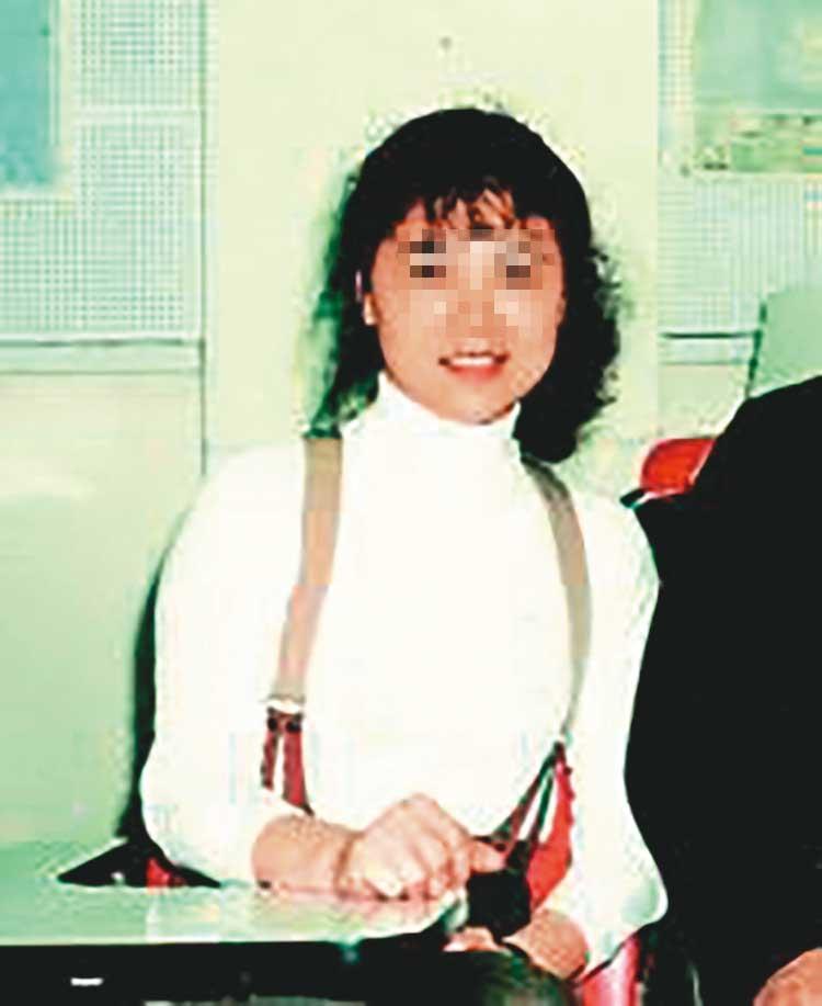 被害人張靜華是留英雙碩士,人不僅長得漂亮,家境也很優渥。(翻攝畫面)