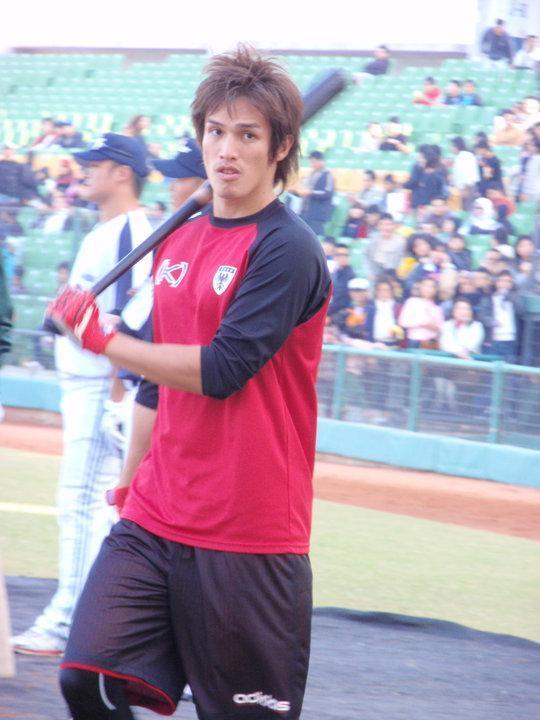 旅日棒球明星陽岱鋼是許多球迷心目中的偶像。(翻攝自陽岱鋼臉書)